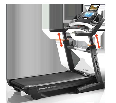 nordictrack 2450 vs 2950 treadmill - 2016 Models