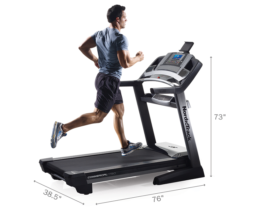 Nordictrack 1750 Treadmill Review Pros And Cons