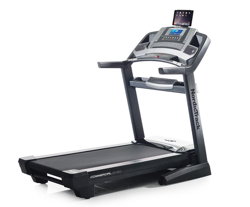 nordictrack 2450 vs 2950 treadmill