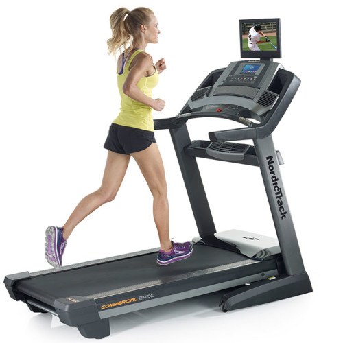 Nordictrack Commercial 2450 Treadmill With Tv