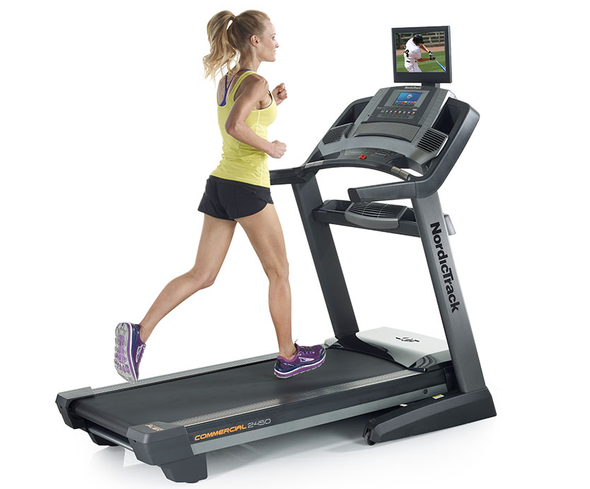 Nordictrack 2450 vs 2950 Commercial Treadmill Comparison