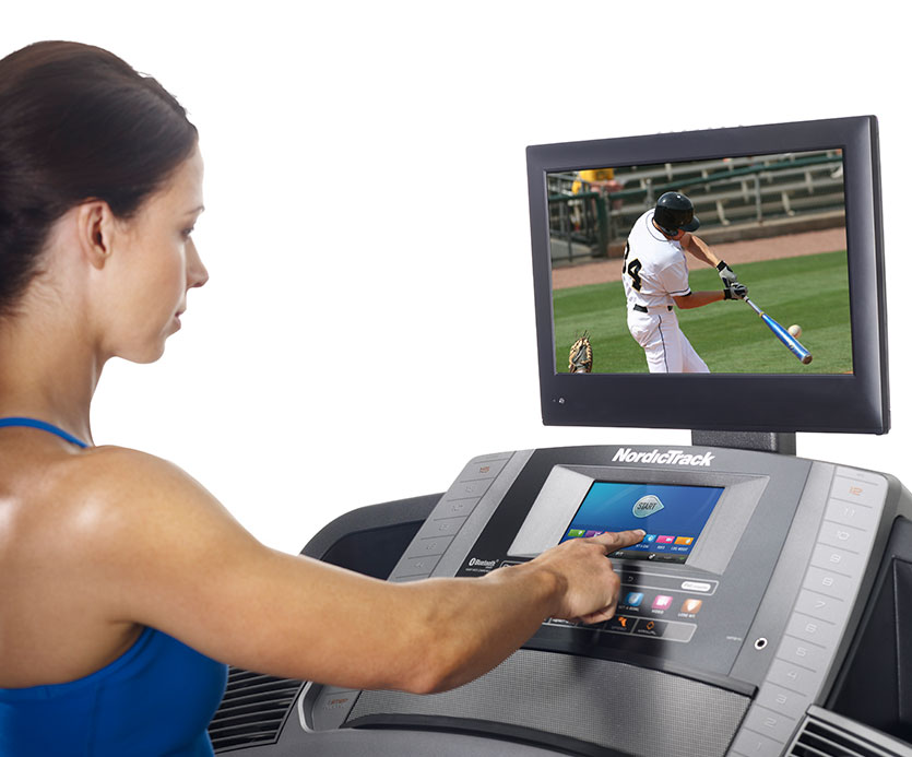 treadmill with tv Archives - Nordictrack Treadmill Reviews Blog