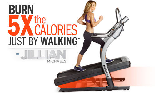 burn more calories on a treadmill