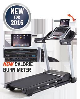 nordictrack treadmill 2016