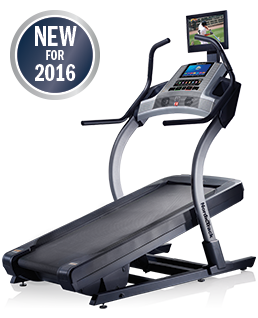 Nordictrack incline trainer new 2016