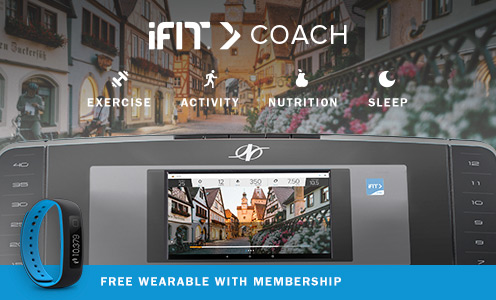 treadmill with ifit coach