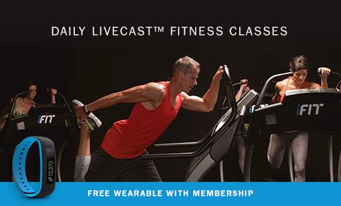 ifit coach plus fitness classes