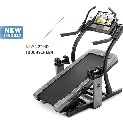 nordictrack commercial 2950 vs x22i incline trainer