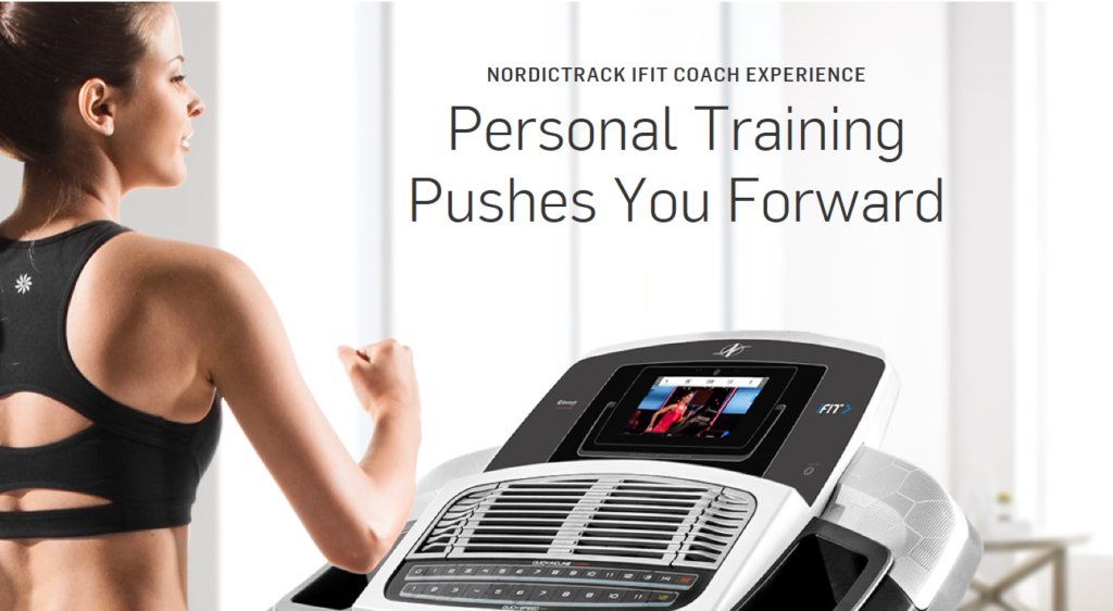 Nordictrack 1270 treadmill review with ifit