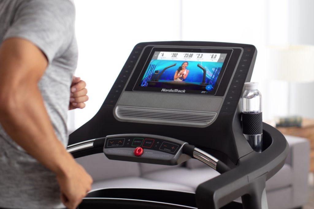 nordictrack new treadmills t-series