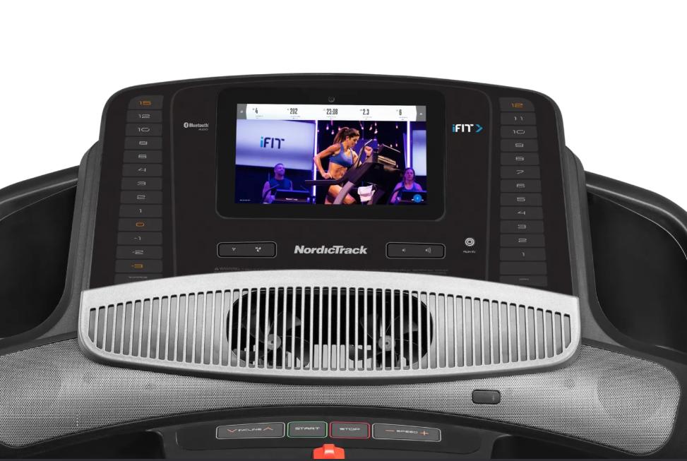 nordictrack 1750 or 2950 treadmill