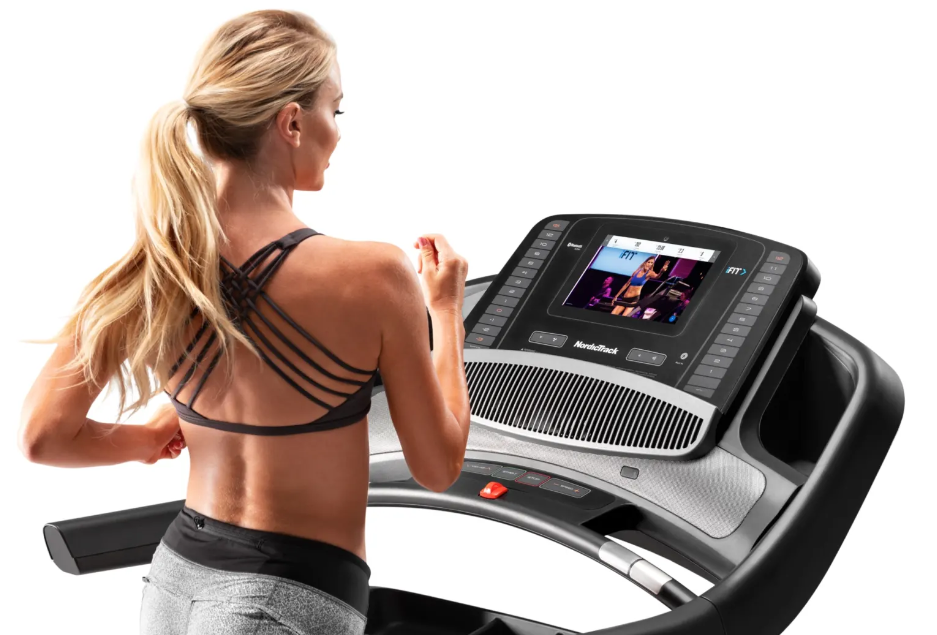 nordictrack 1750 treadmill review with ifit