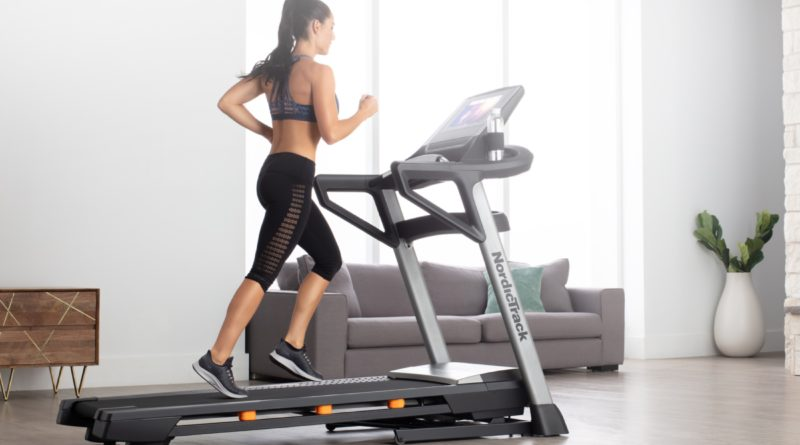 nordictrack 1750 or T9.5 treadmill